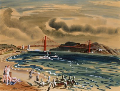 Frede Vidar – San Francisco 1939
