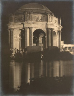 Francis Joseph Bruguière - The Rotunda (The Palace of Fine Arts, San Francisco)