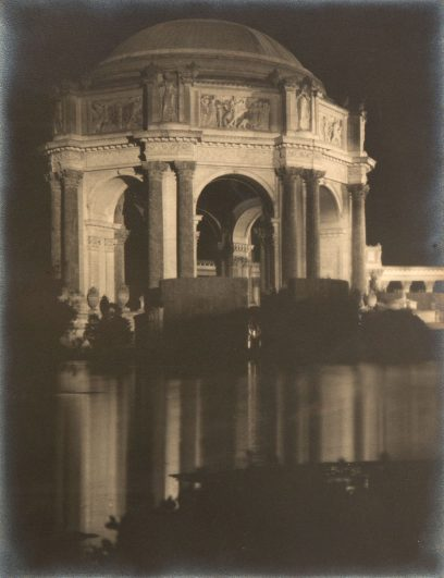 Francis Joseph Bruguière – The Rotunda (The Palace of Fine Arts, San Francisco)