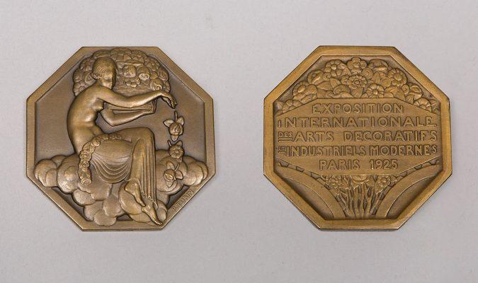 Pierre Turin - Exposition Internationale des Arts Décoratifs et Industriels Modernes