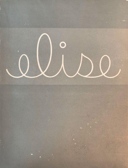 Elise - Merle Armitage