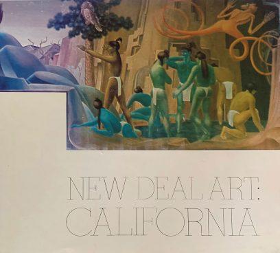 New Deal Art: California