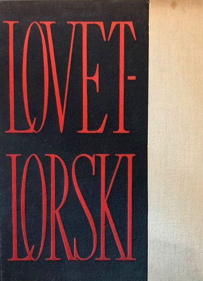 The Sculpture of Boris Lovet-Lorski - Merle Armitage