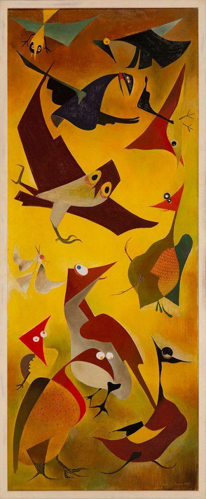 Paul Julian – I Hate Birds