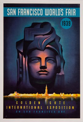 Simon Vanderlaan - Golden Gate International Exposition, 1939