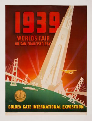 Shawl, Nyeland & Seavey - 1939 World's Fair on San Francisco Bay