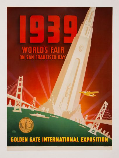 Shawl, Nyeland & Seavey – 1939 World's Fair on San Francisco Bay