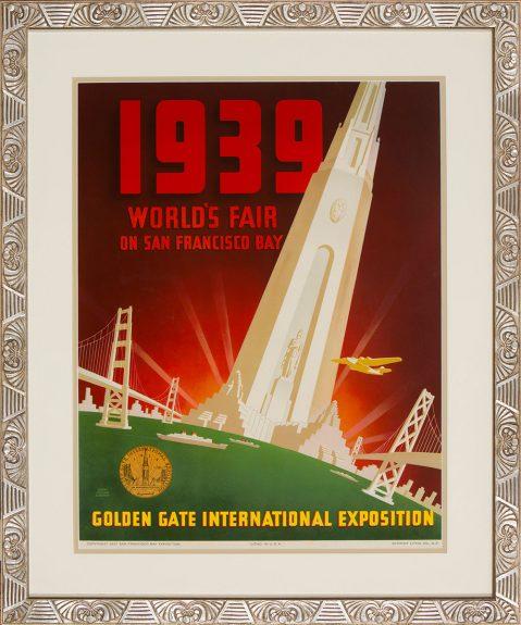 Shawl, Nyeland & Seavey - 1939 World's Fair on San Francisco Bay