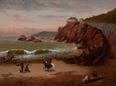 Edward Hill – Cliff House, San Francisco