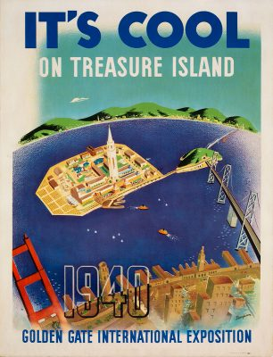 Cornelius Sampson - It's Cool on Treasure Island